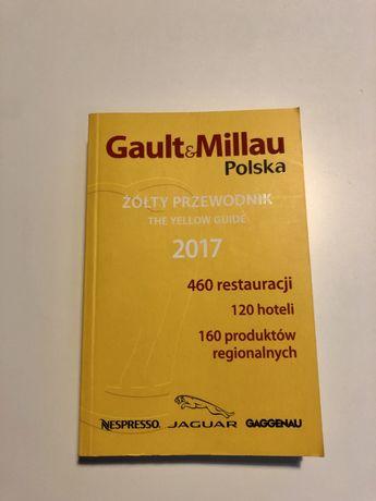 Gault Millau Polska Żółty przewodnim 2017
