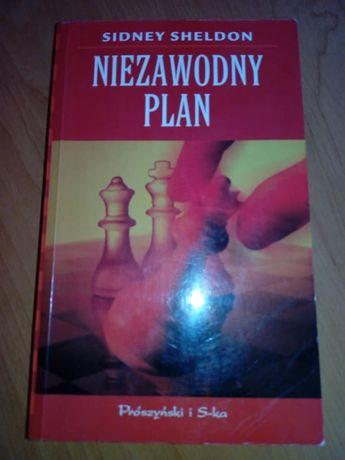 Niezawodny plan, Sidney Sheldon, pocket1999