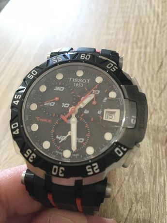 Relógio Tissot T RACE (Moto GP - Limited Edition)