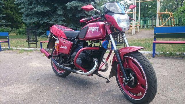Продам мотоцикл ИЖ юпитер 5