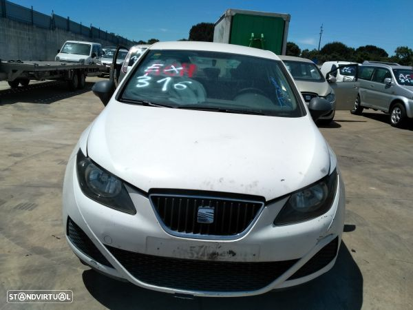 Frente Completa Seat Ibiza Iv (6J5, 6P1)