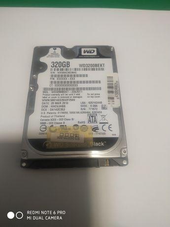 HDD 320gb wd3200bekt