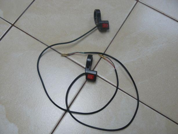 Rower elektryczny włacznik 0 1 2 3