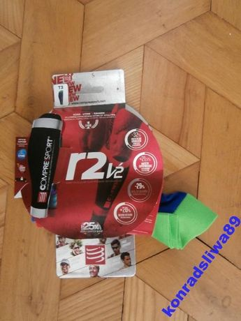 Opaski Compressport T3