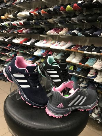 Кроссовки Adidas Marathon tr 36-46. Большой выбор моделей и цветов