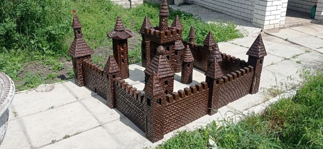 Продам декоративный замок