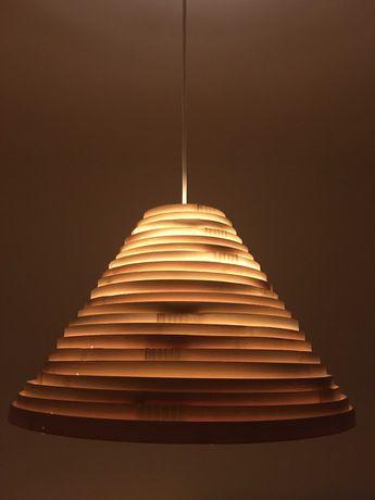 Candeeiro de Bambu como novo
