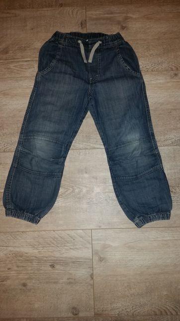 Spodnie jeansowe rozmiar 128