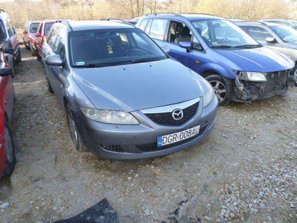 Mazda 6 2003r 2.0D 100 KW Wszystkie Czesci