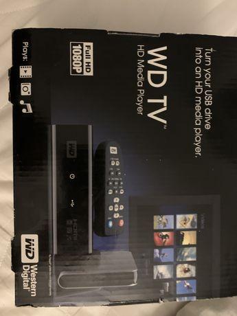 Odtwarzacz multimedialny HD WD TV HD Media Player WD00AVP