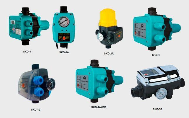 Электронные автоматические контроллеры / реле давления SKD-1 BRIO 2000