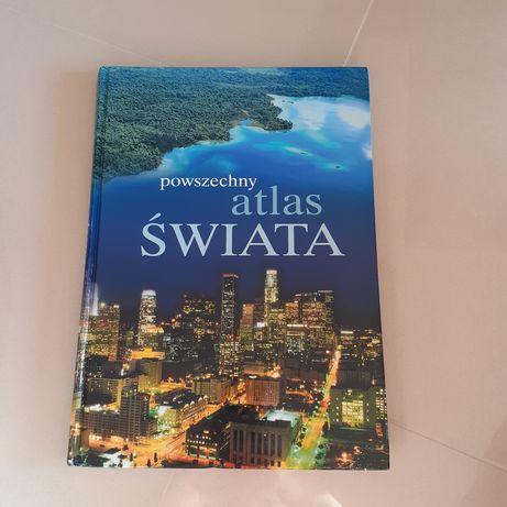 Książka Powszechny atlas świata