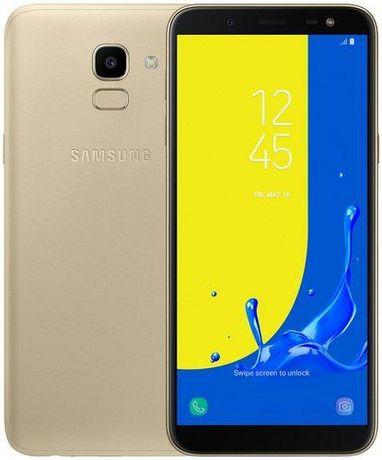 Смартфон Samsung Galaxy J6 DS Gold 2/32gb