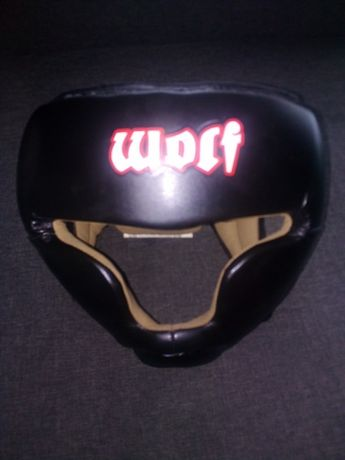 Продам подростковый боксёрский шлем!