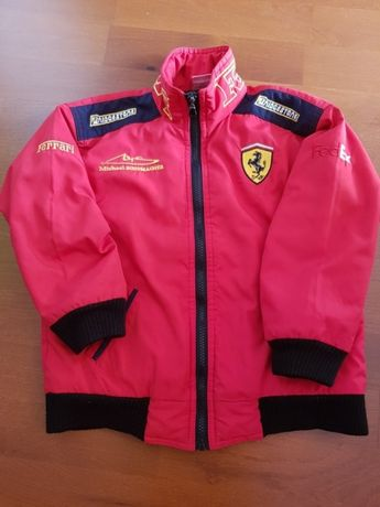 Oryginalna kurtka Ferrari Michael Schumacher