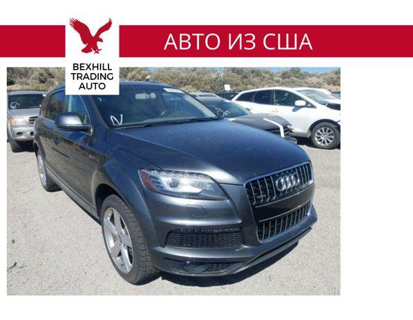 Audi Q7 Prestige 2013