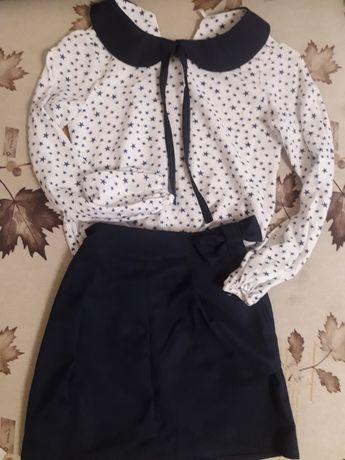 Одяг до школи для дівчинки