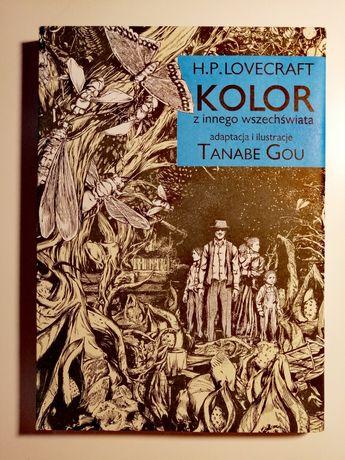 H. P Lovecraft - Kolor z innego wszechświata
