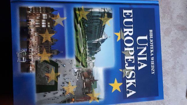 Książka Unia Europejska.