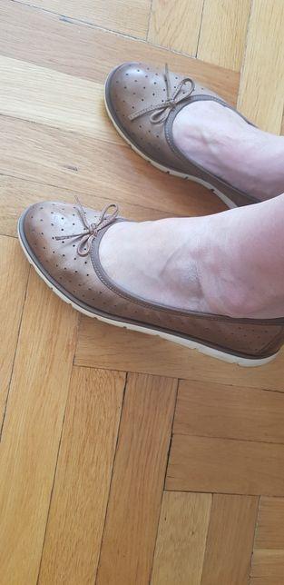 Buty baletki skórzane Lasocki 38