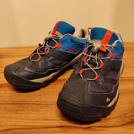 Chłopięce buty trekkingowe Quechua