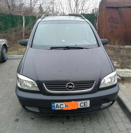 Продам автомобіль Opel Zafira