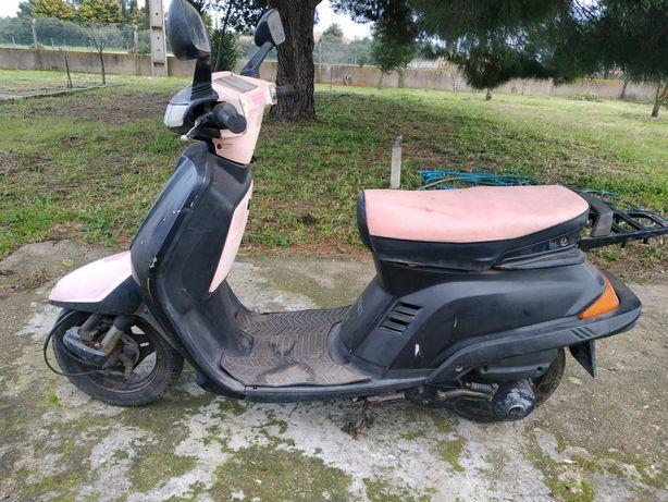 Peças Yamaha CT50