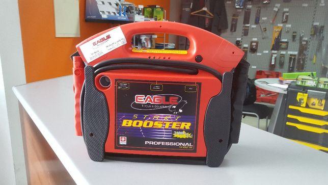 Arrancador / Booster 12V 3100A Pico START BOOSTER EAGLE