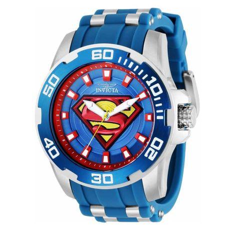 Zegarek INVICTA DC Comics Supermen USA