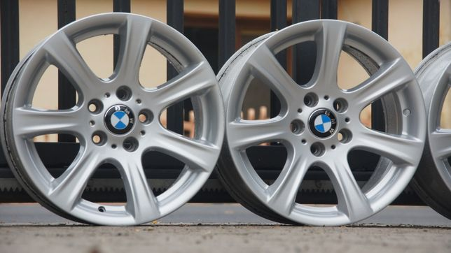 "Alufelgi BMW F34 5x120 styling 394 8Jx17"" is34 cb72,6 w oryginale"