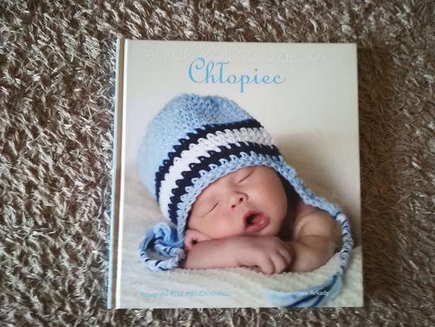 Album Małego Dziecka Chłopiec Nowy
