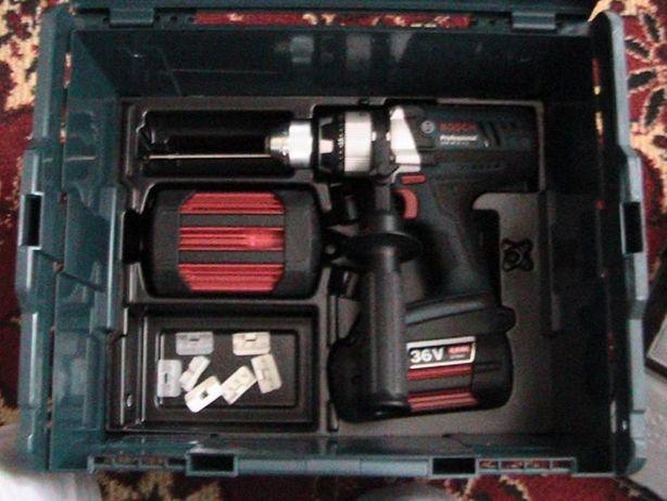 Akumulatorowa wiertarko-wkrętarka udarowa Bosch