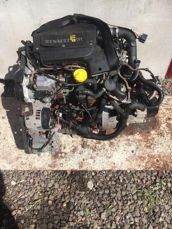 Двигун двігатєль Renault Kengoo 1.9DTI F8T