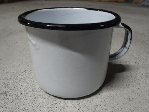 Kubek emaliowany, aluminiowy Olkusz Nowy polskie 0,5l
