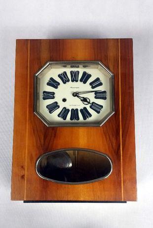 Zegar ścienny Jantar PRL lata 60 70
