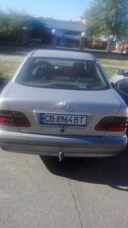 Продаи MERCEDES Benz w210