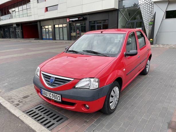 Dacia logan Дачія логан 1.6 Mpi