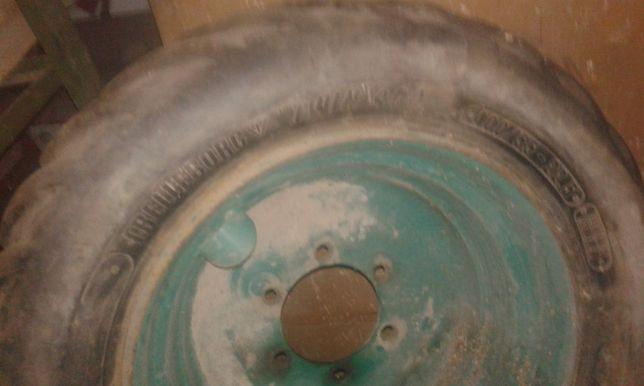 колесо  бу подходит к плугу