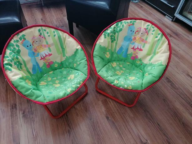 Krzesełka dzieciece Dobranocny Ogród
