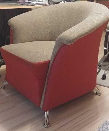 Fotele wypoczynkowe 2szt.