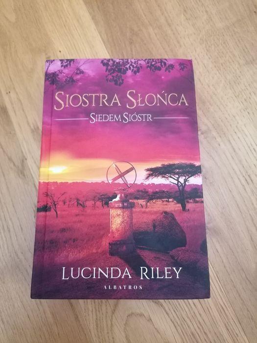 Książka Siostra Słońca Lucinda Riley Siedem Sióstr Osiek - image 1