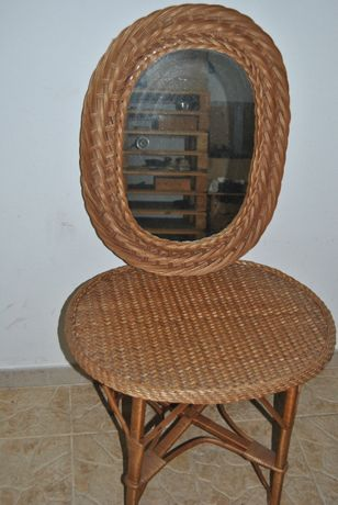 Mesa+espelho