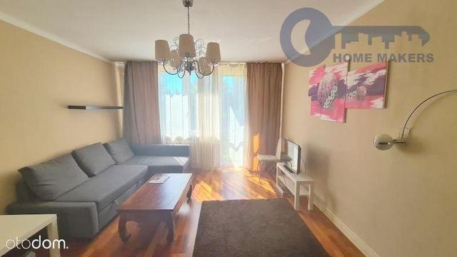 Słoneczne, ciche, 2 pokojowe mieszkanie blisko M2