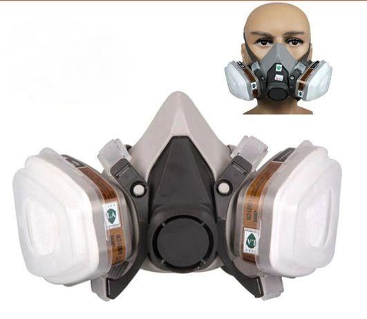 полумаска маска 3М 6200 аналог респиратор комплект 7 в 1