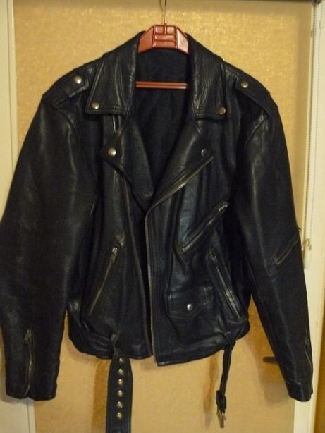Kurtka motocyklowa Ramoneska