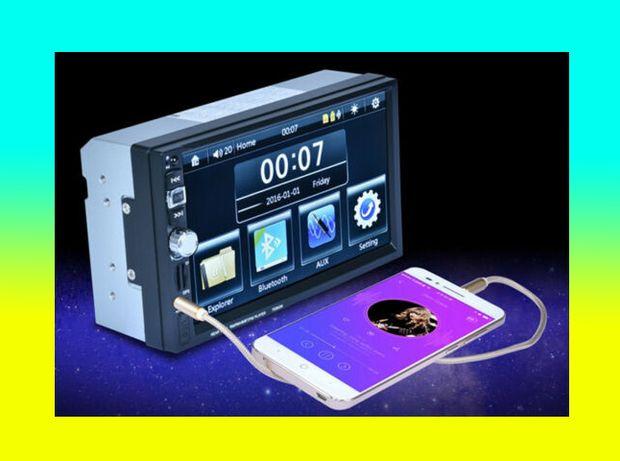 "Автомагнитола 2 Din Pioneer 7030G 7"" С GPS навигацией 7026/7022/7023"