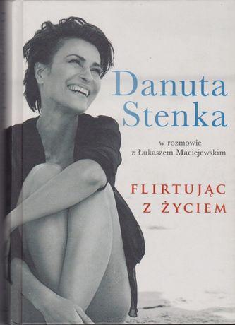 Flirtując z życiem. Łukasz Maciejewski, Danuta Stenka