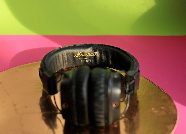 Marshall Major II Black навушники з мікрофоном