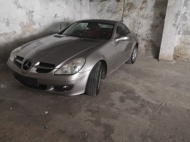 Mercedes slk r171 para vender ás peças