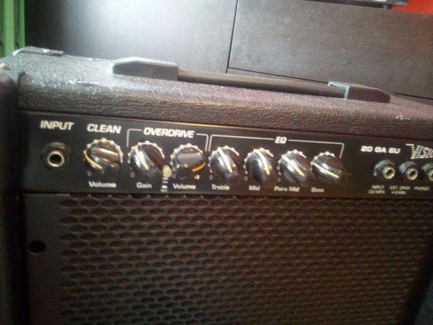 Wzmacniacz gitarowy,vision 20w gitara elektryczna,